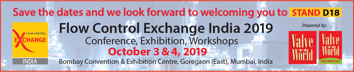 Flow Control Exchange India 2019